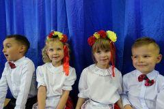 Erasmus + Krakowiak w wykonaniu przedszkolaków